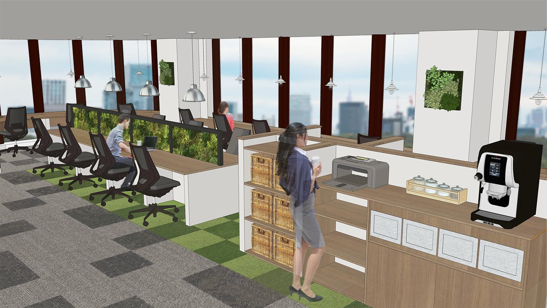 新宿エリア初出店!ニューノーマルな働き方を快適に実践 『BIZcomfort東新宿』2021年1月18日OPEN  24時間365日利用可能 パラレルキャリアのためのスペースにも