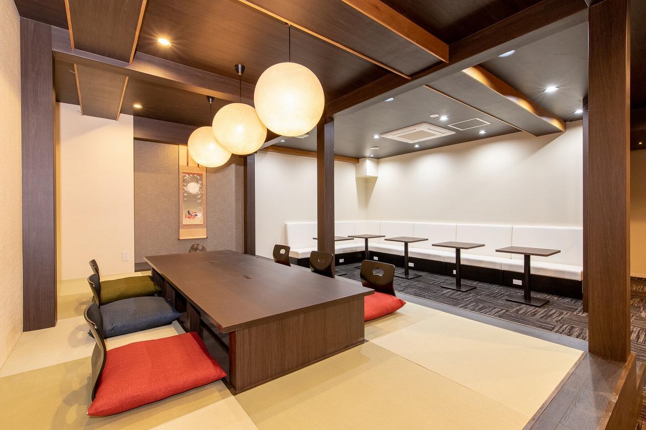 レンタルオフィス&コワーキングスペース「京都四条烏丸オフィス」OPENのお知らせ